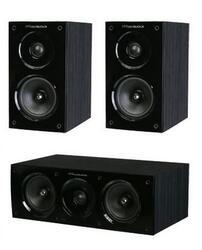 Акустическая система Hi-Fi Wharfedale Obsidian 600 Cinema Pack Blackwood