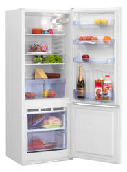 Холодильник с морозильником Nord NRB 137 032 белый