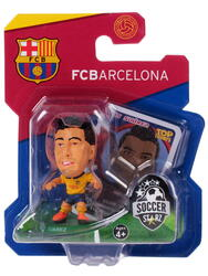 Фигурка коллекционная Soccerstarz - Barcelona: Luis Suarez (2016 version)