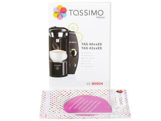 Кофемашина Bosch TAS 4014EE оранжевый