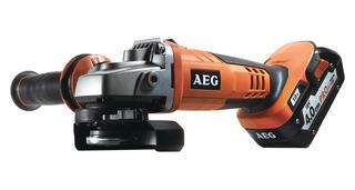 Углошлифовальная машина AEG BEWS18-125Х LI-402C