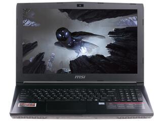 """15.6"""" Ноутбук MSI GL62 6QC-208RU черный"""