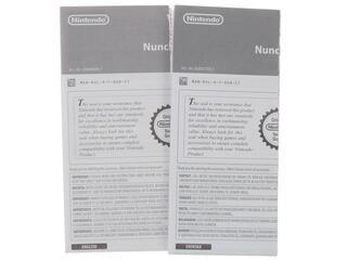 Игровой контроллер Wii Nunchuk