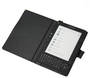 6'' Электронная книга DIGMA q600 черный + чехол