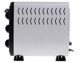 Электропечь Mystery MOT-3325 серебристый