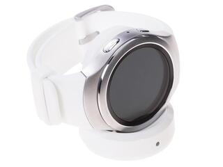 Смарт-часы Samsung Gear S2 серебристый