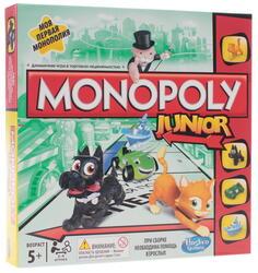 Игра настольная Монополия: Детская