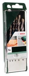 Набор сверл Bosch 2609255417