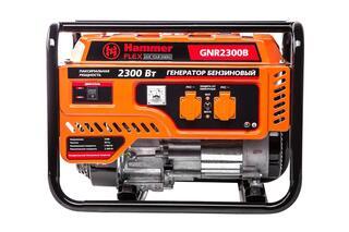 Бензиновый электрогенератор Hammer Flex GNR2300B