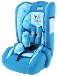 Детское автокресло AUTOPROFI SM/DK-300 Krosh синий