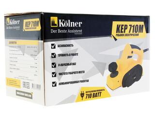 Электрический рубанок Kolner KEP 710M