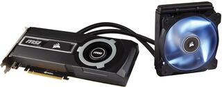 Видеокарта MSI GeForce GTX 980 Ti SEA HAWK [GTX 980TI SEA HAWK]