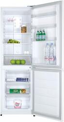 Холодильник с морозильником Daewoo RN-331 NPW белый