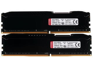 Оперативная память Kingston HyperX FURY [HX421C14FBK2/32] 32 ГБ