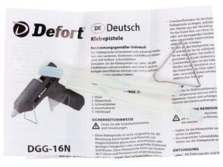 Клеевой пистолет DEFORT DGG-16N