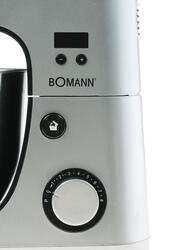 Кухонный комбайн Bomann KM 392 CB серый