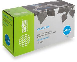 Картридж лазерный Cactus CS-C9731AR