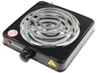 Плитка электрическая Чудесница ЭЛП-801 черный