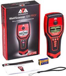 Детектор металлов ADA Wall Scanner 120 PROF