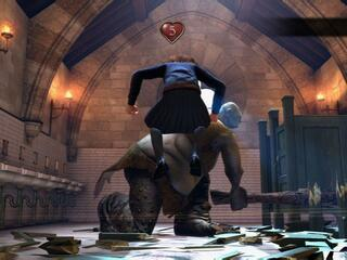Игра для Xbox 360 Гарри Поттер для Kinect