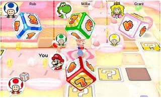 Игра для 3DS Mario Party Star Rush