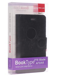Чехол-книжка  iBox для смартфона ZTE Blade AF3/A5