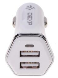 Автомобильное зарядное устройство DEXP MyCar 10W XV