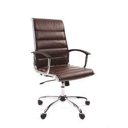Кресло офисное Chairman 750 коричневый