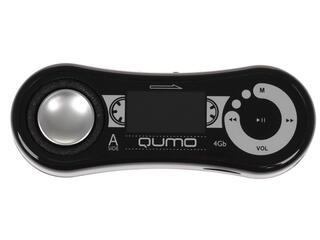 MP3 плеер Qumo Tourist черный