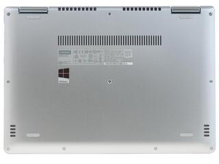 "14"" Ноутбук Lenovo Yoga 710-14IKB серый"