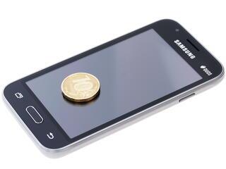 "4"" Смартфон Samsung SM-J105H Galaxy J1 mini 8 ГБ черный"