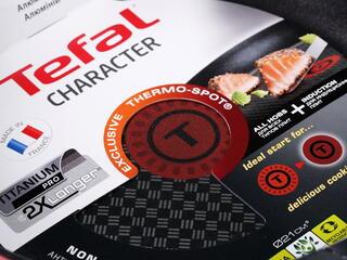 Сковорода Tefal Character C6820275 красный