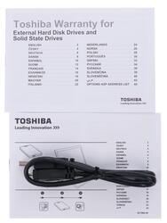"2.5"" Внешний HDD Toshiba Canvio Alu [HDTH320EL3CA]"