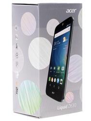 """5.5"""" Смартфон Acer Z630 16 ГБ черный"""