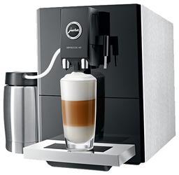 Кофемашина Jura Impressa A9 Platin черный
