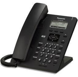 IP-телефон PANASONIC KX-HDV100RUB черный