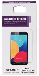 """5"""" Защитное стекло для смартфона Acer Z525/Z528"""