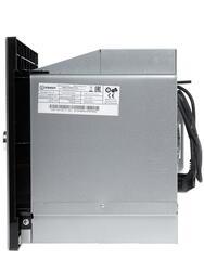 Встраиваемая микроволновая печь Indesit MWI 122.1 X серебристый