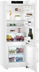 Холодильник с морозильником Liebherr CU 2915 белый