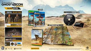 Игра для PS4 Tom Clancy's Ghost Recon: Wildlands Deluxe Edition