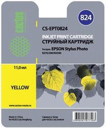 Картридж струйный Cactus CS-EPT0824