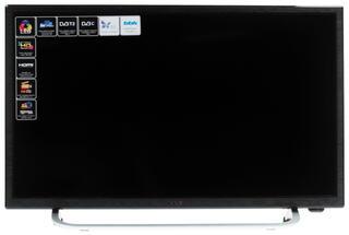 """24"""" (60 см)  LED-телевизор BBK 24LEM-1027/T2C черный"""