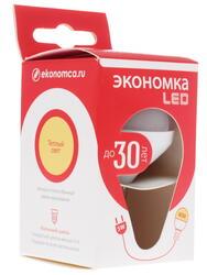 Лампа светодиодная Экономка LED 5W GL E1430