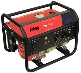 Инверторный электрогенератор Fubag BS 3300