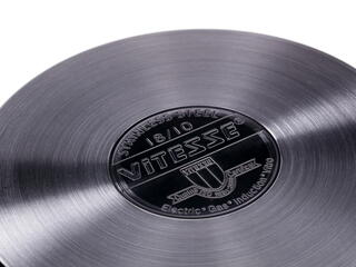 Кастрюля Vitesse VS-2114 серебристый