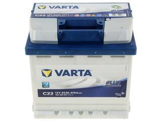 Автомобильный аккумулятор Varta Blue Dynamic C22