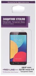 """5.5"""" Защитное стекло для смартфона DEXP Ixion ES155 Vector"""