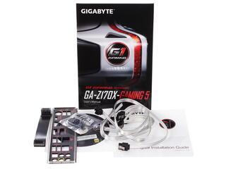 Материнская плата GIGABYTE GA-Z170X-Gaming 5 RU