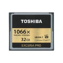 Карта памяти Toshiba EXCERIA PRO C501 Compact Flash 32 Гб