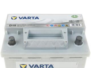 Автомобильный аккумулятор Varta Silver Dynamic D15